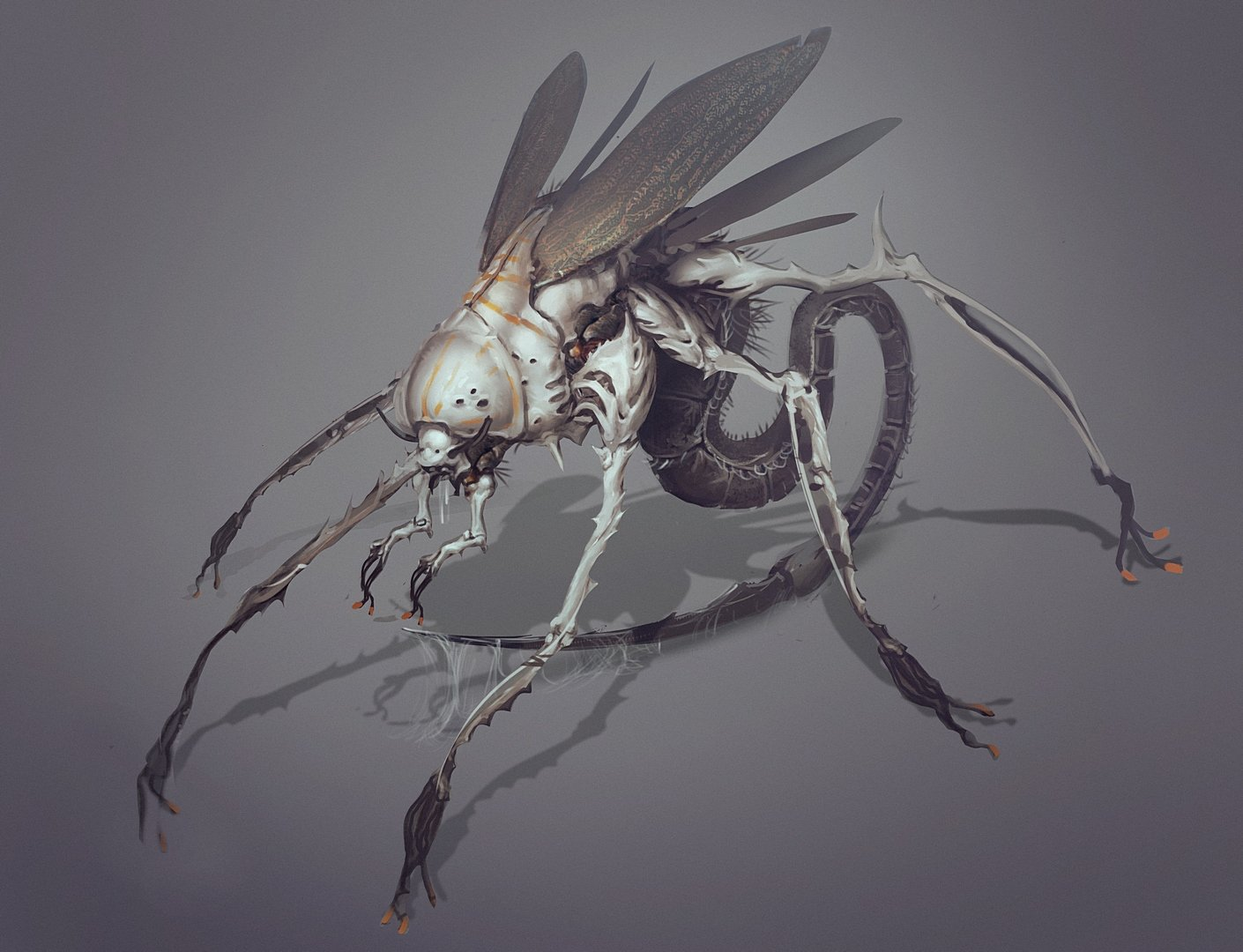 Weird Bug Generator